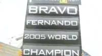 Quelques reportages vidéo de Fernando Alonso     Reviver et Voter.