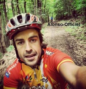 Les Vacances de Fernando Alonso     (+) Twittes et Citation by Fernando Alonso