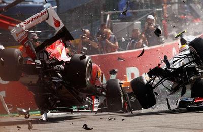Le crash du Week End    La vidéo & les réactions des principaux acteurs
