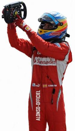 Grand Prix d'Italie de Formule 1     Quel résultat pour Fernando sur la terre Ferrari ?