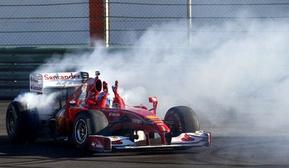 Finali Mondiali 2012 de la Scuderia Ferrari     Un Week End spécial pour les Fans du cheval cabré