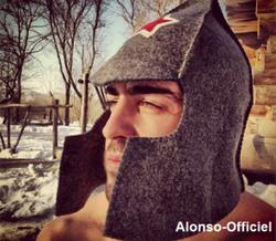 Les saisons d'Alonso, Partie V : Ferrari (2011)     (+) Fernando et Dasha profitent de leurs dernière vacances