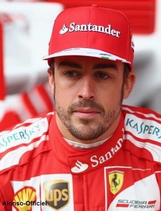 Fernando Alonso a Barcelone pour les essais hivernaux    Il se classe 3e, 5e, et 1er pour ses premier tours de roues a bord de la F138.
