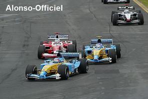 News - Grand Prix - Défi - Autre ________________________-_Le Défi du mois de Mars Les premiers points de Fernando Alonso
