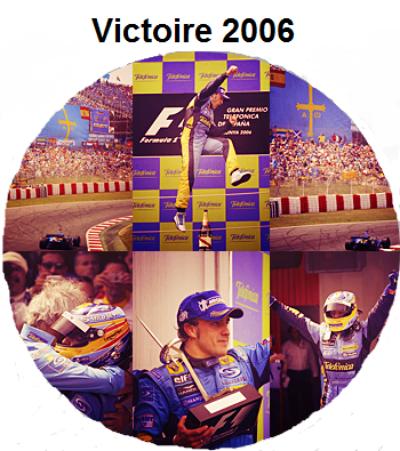 News - Grand Prix - Défi - Autre _______________________.--.Grand Prix de Formule 1 d'Espagne Une victoire à domicile comme en 2006 ?