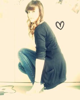 A. - I love you.