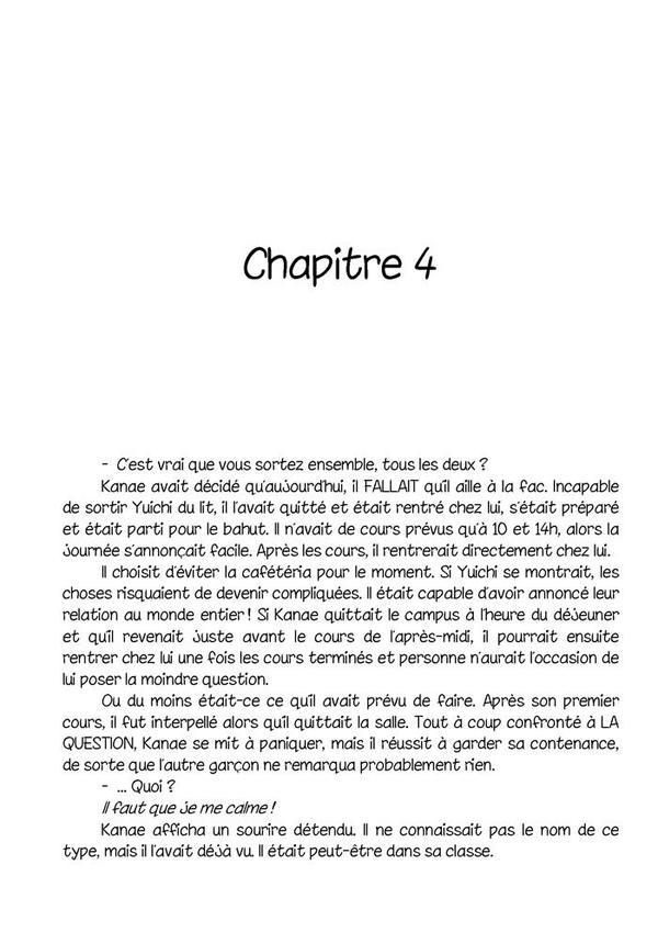 Body language (romant Yaoi-hard) n.7