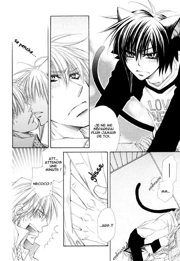 ♥Love Neco - scan yaoi♥13