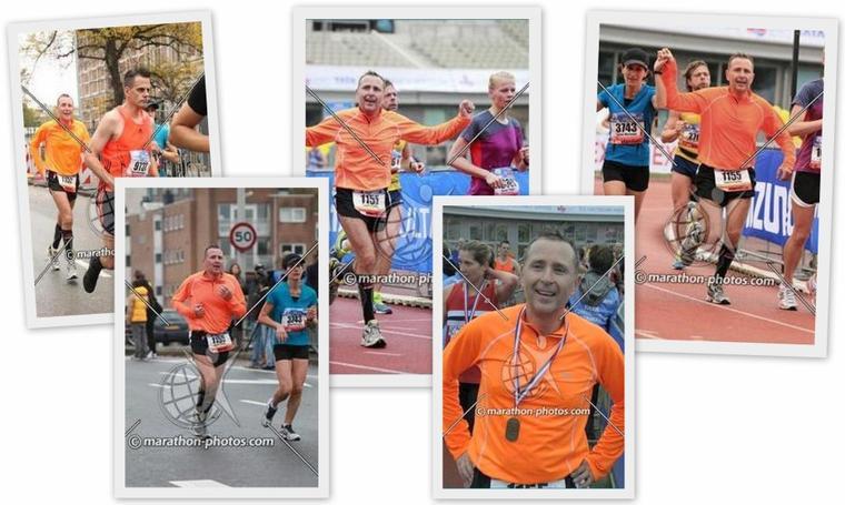 Marathon Amsterdam 21 octobre 2012