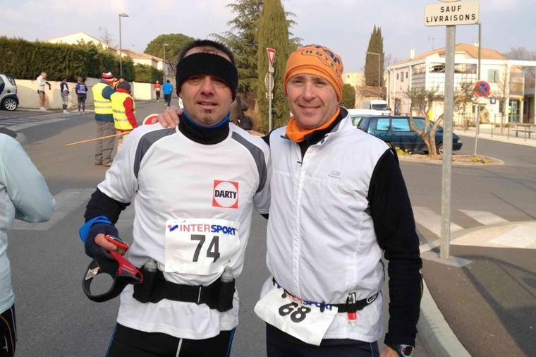 Semi Marathon de Maraussan  , dimanche 24 février 2013