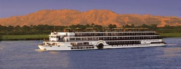 Nile cruise the best place to float in the world