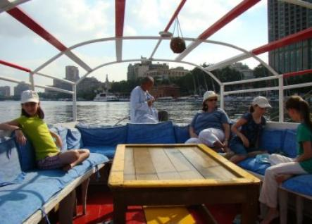 Memorable journey with Felucca sailing in the Nile