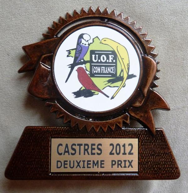 Résultat National UOF 2012