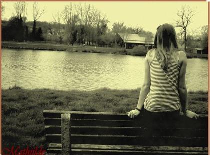; La vie peut nous échapper à tout moment ..