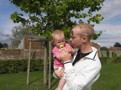 Moi et ma nièce ( Mackenzie )