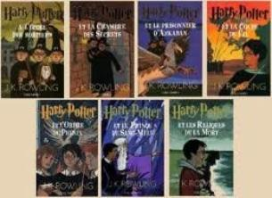 Harry Potter / J. K. Rowling