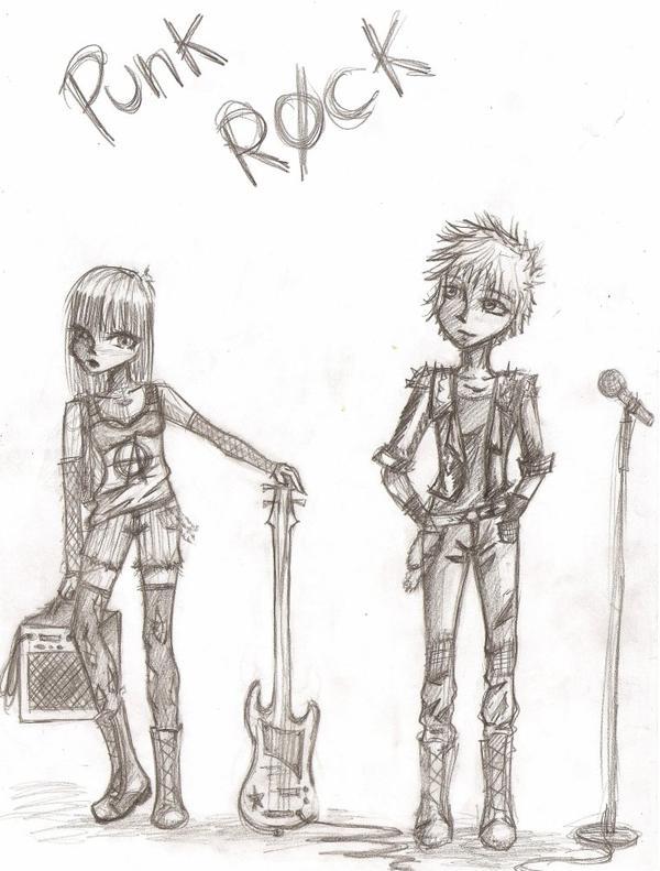 Le rock, ma musique préféré !