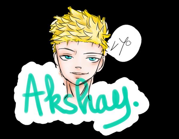 Akshay : nouveau perso en cours de réflexion...