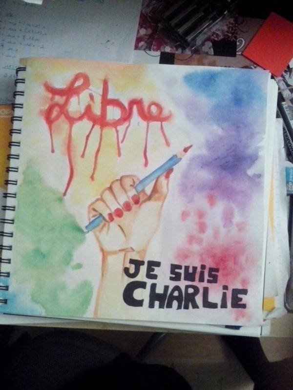 #je suis Charlie.