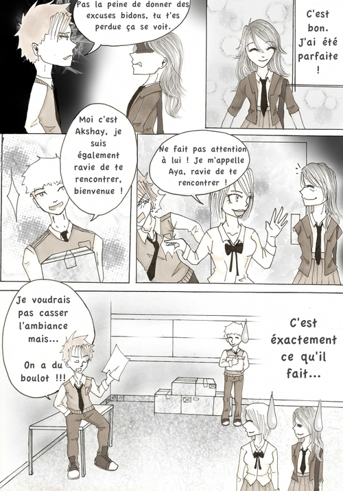 Pages 4 et 5
