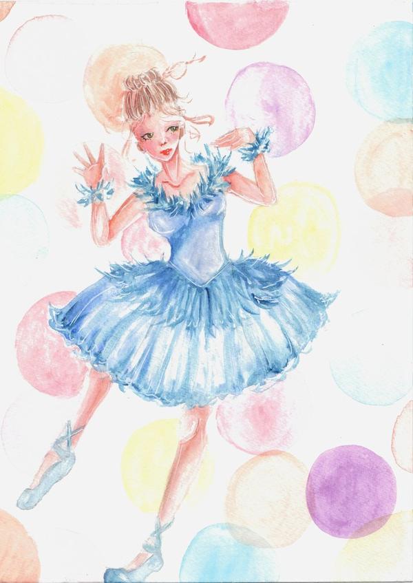 La danseuse~