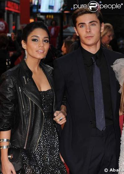 Le couple star de la comédie musicale High School Musical n'est plus. Zac Efron et Vanessa Hudgens ont dit adieu à leur histoire d'amour de 5 ans.