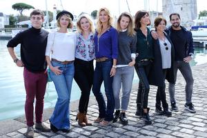 Les acteurs de #DNA réunis au festival de la Rochelle