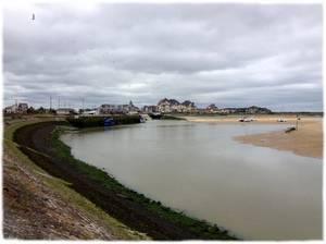 ☀ De retour de Normandie  ノルマンディーから帰ってきました ☁