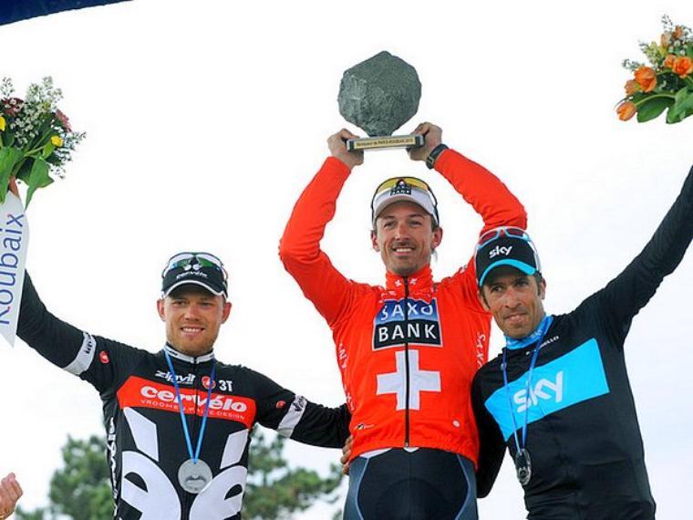 + Paris-Roubaix 2010