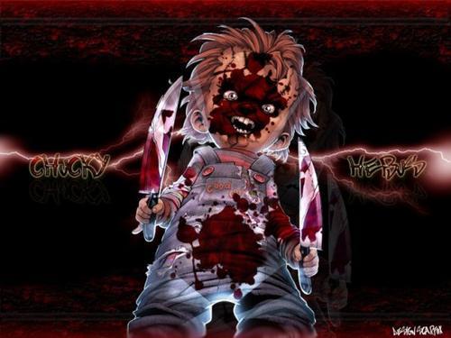 Histoire 3 : La poupée maléfique.