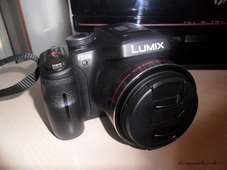 Nouvelle ---- appareil photo .