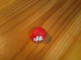 Tuto fimo fraise tagada !!!