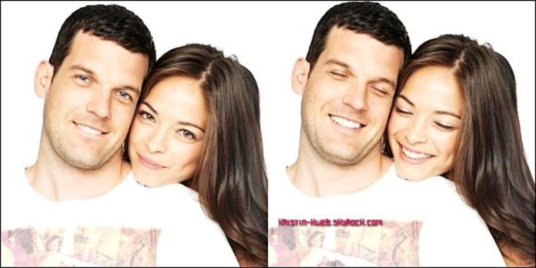 (PARTIE 2) Photoshoot Promotionnelle de Kristin Kreuk  et de Adam Sinclair pour Ecstasy. (Vous aimez ?)