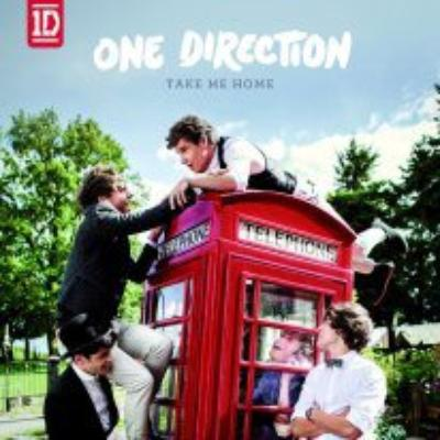 "La pochette de ""Take me home"""
