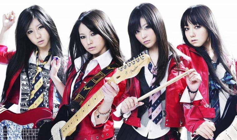 les japonais adore la pop !