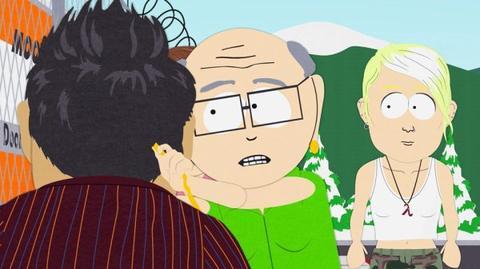 South park & les lesbiennes