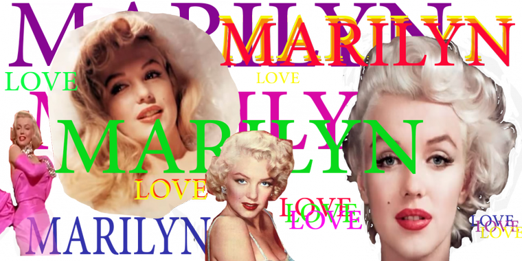 ècoutez Marilyn Monroe - Lazy