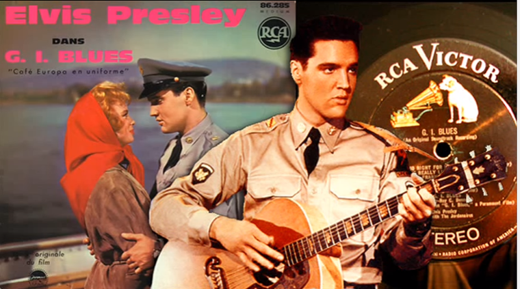 Elvis Presley - Pocketful Of Rainbows