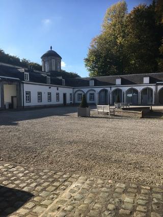 parc du chateau de Seneffe