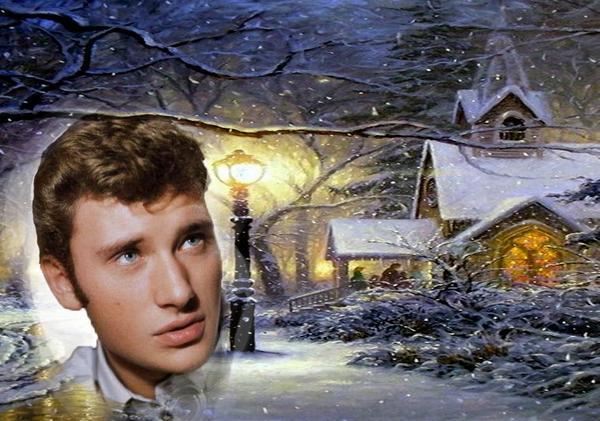Johnny Hallyday - Noel interdit