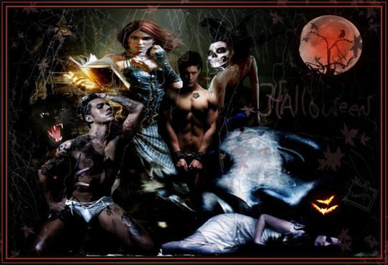 créa d'Halloween