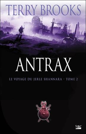 Le Voyage Du Jerle Shannara Tome 2: Antrax