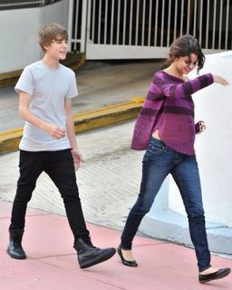 Sel' et Justin