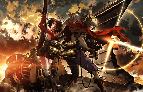Koutetsujou No Kabaneri/Kabaneri of the Iron Fortress