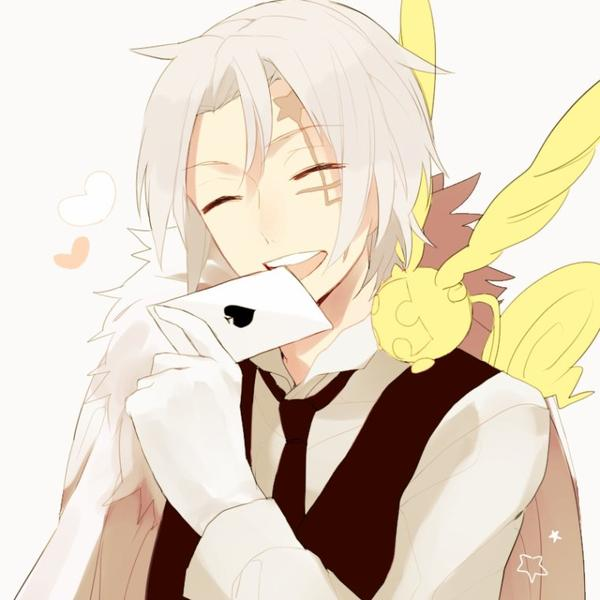 ¤D.Gray-Man Allen Walker¤
