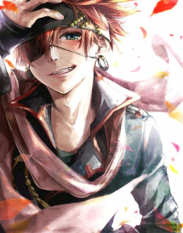¤D.Gray-Man Lavi¤