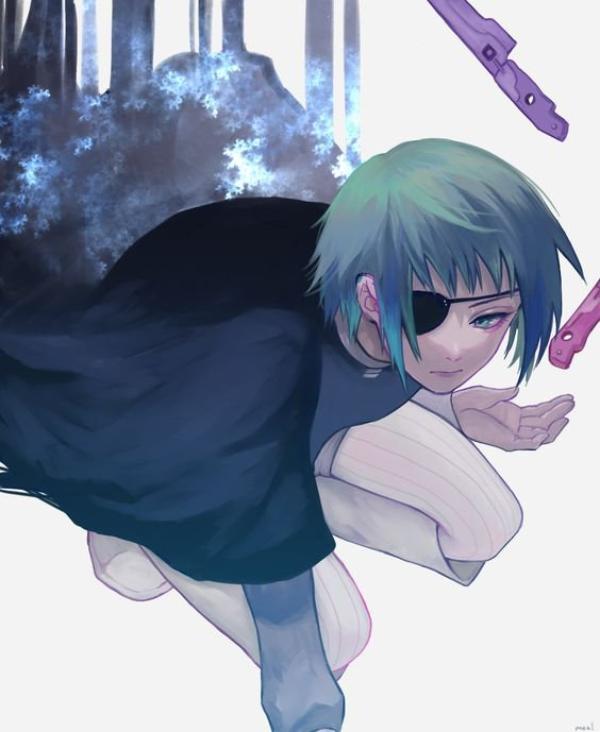 ¤Tokyo Ghoul:RE Mutsuki tooru¤