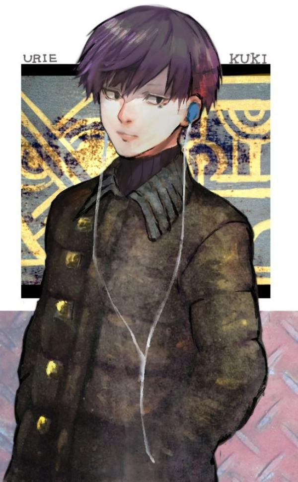 ¤Tokyo Ghoul:RE Urie Kuki¤