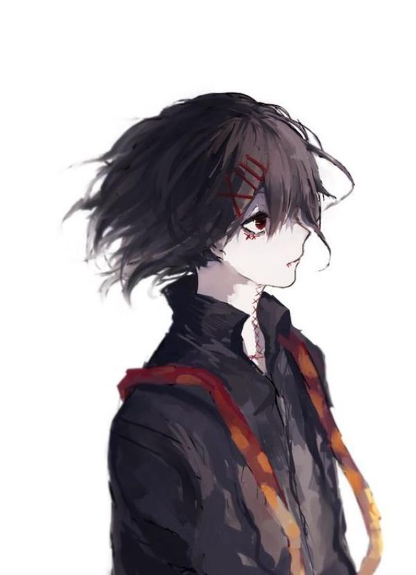 ¤Tokyo Ghoul:RE Suzuya Juzo¤