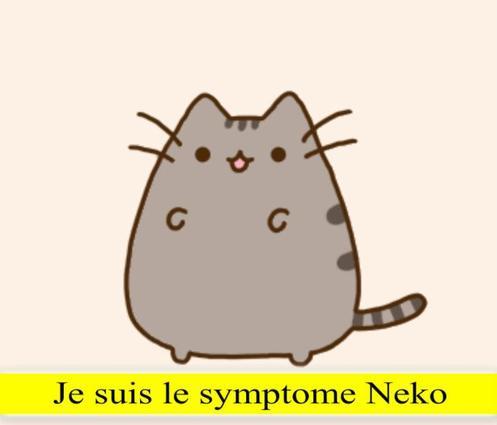 Je suis le symptôme Neko